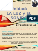 Power Point La Luz
