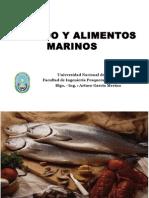 Pescado y Alimentos Marinos