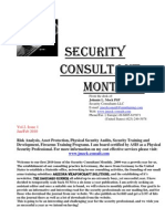 Security Consultant Monthly Jan/Feb 2010