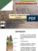 SUELOS-FORMACION