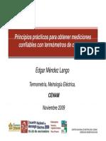 Principios Prácticos Para Obtener Mediciones Principios Prácticos Para Obtener Mediciones