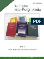 Cambios DSM IV a V