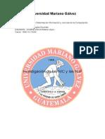 Investigación de Las NIC NIIF