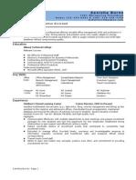 Jobswire.com Resume of ksburns14