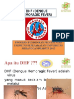 Dhf (Dengue Hemoragic Fever) Flipchart