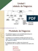 Unidad I Modelado de Negocios
