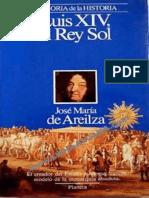 José María de Areilza-Luis XIV, El Rey Sol [14443]