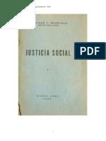 Santiago I Nudelman - Justicia Social