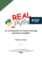 Real Python 2-4