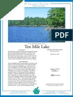 Lake Acreage Brochure