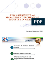 2. Risk Assessment and Management in Chemical Industry in Vietnam - SINH