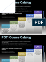 PGTI_Interactive Course Catalog
