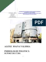 Psihologie Politica