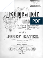 Bayer- Rouge Et Noir