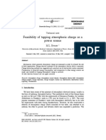 Feasibility of tapping atmospheric charge as a power source.pdf