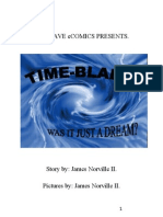Time Blade #1 Was it Just a Dream?