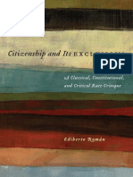 Citizenship and It's Exclusions