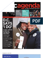 dcagenda.com - vol. 2, issue 10 - march 5, 2010