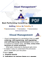 The 4 Phases to Visual Management - ADDVALUE - Nilesh Arora