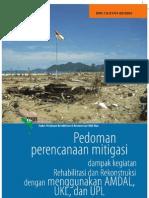 20051200 Pedoman Perencaanaan Mitigasi AMDAL UKL UPL