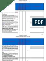 Check List Para Diagnostico SGC ISO 9001