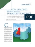 CFO India June 2014 - Is China heading towards a turbulent landing?