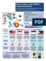 Universal Health Coverage in 'One ASEAN'