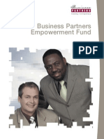 Busines Partners Brochure - Empowerment Fund