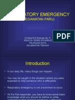 Kul. 6 Respiratory Emegency
