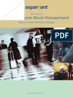 Guide to Room Block Management