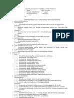 Rencana Pelaksanaan Pembelajaran Tematik Tema