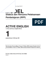 Ktsp Active English Sd 1