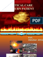 Dr. Hardi-critical Care in Burn Patient
