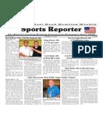 September 2 - 8, 2015 Sports Reporter