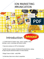 maggi ads comparative study