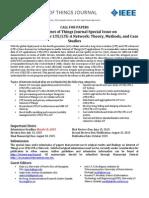 Ieee Iot Journal Si Iot Over Lte Cfp Final