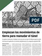 150903 La Verdad CG- Empiezan Los Movimientos de Tierra Para Reanudar El Túnel p.7