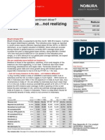 Nomura Report on Bharti Infratel Ipo - 101212