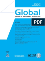 Global Journal of Management Perspectives Vol -1 Issue -1