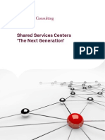 Shared Service methodology