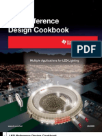 LED Reference Design Cookbook""