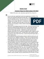 Atlantic Yards B2 FOIL, AY STV Report - 4-25-14 - Proposed Redactions_Redacted