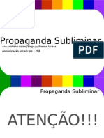 Propaganda Subliminar