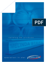 Catalog Melinda Steel _ Materiale de Constructii _ Erevista