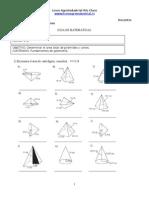 Guia 8°B Area de piramides y conos
