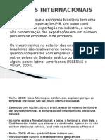 Aula 16 - Negocios Internacionais - Extra - Case Empresas Brasileiras