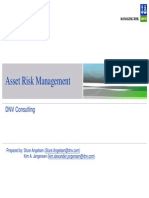 Asset Risk Management