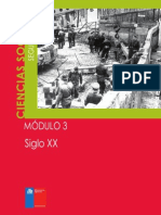 II Ciclo Guias Cs Soc Modulo N 3 Siglo XX