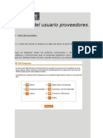Manual Proveedores Compracero 2010