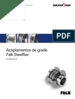 421 110 p Acoplamentos de Grade Falk Steelflex Metrico1